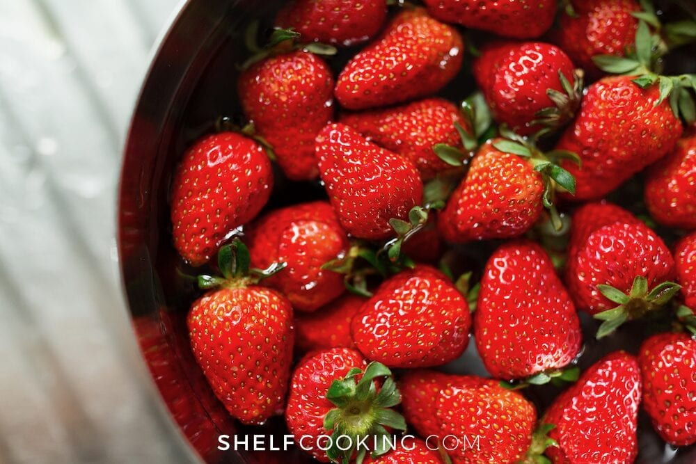 Learn how to store your fruits so they last with Shelfcooking.com!