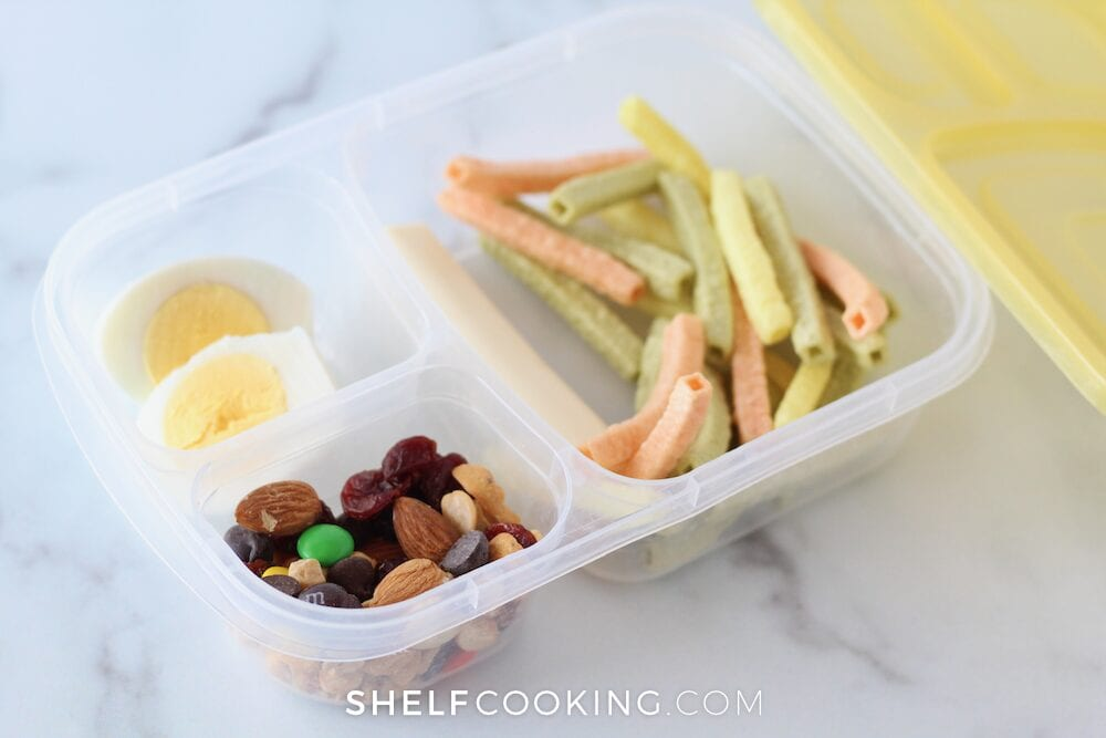 Homemade protein pack, from Shelf Cooking
