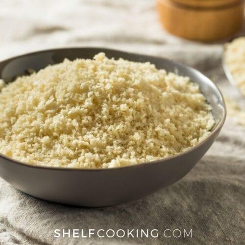homemade panko breadcrumbs, Shelf Cooking